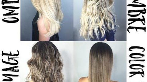 Balayage? Ombre? Sombre? Say What?
