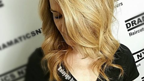 Subtle  but Still visible! !!!! * * * * * #balayage #babylights #haircolor…